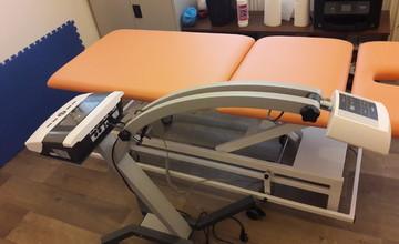 Léčba pomocí High intenzity laser-scaner